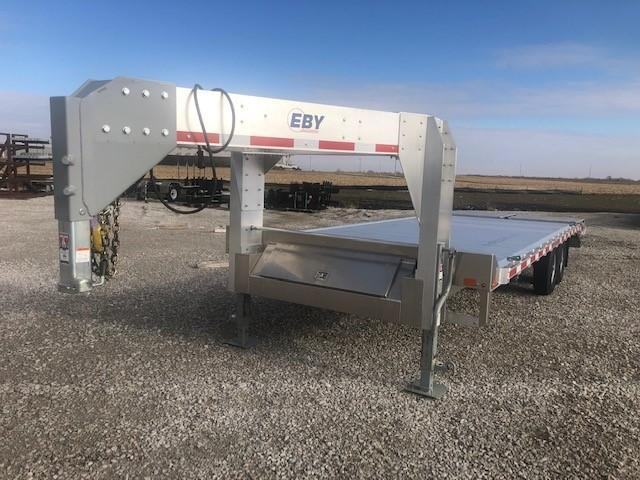"2020 EBY 24'6"" x 102"" 15.9k GVWR Equipment Trailer"