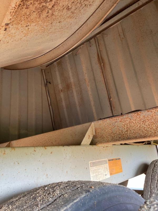 2009 Jet Company Trailers JET Grain Hopper