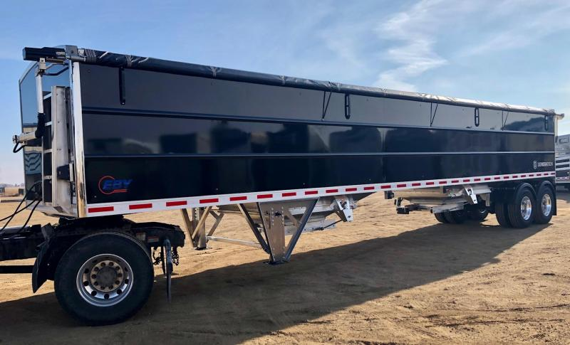 "2021 EBY Generation Grain Trailer 42' x 96"" x 72"" with Founder Package"
