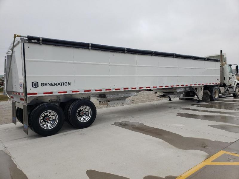 "2022 EBY Generation 42'x96""x66"" Grain Hopper- Base Package"