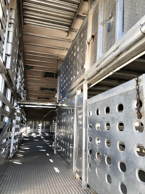2008 EBY Livestock Semi-trailer Other Semi-Trailer