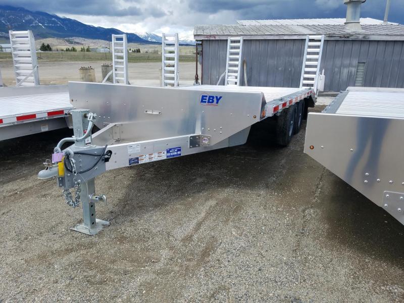 2020 EBY DO14K18 Equipment Trailer
