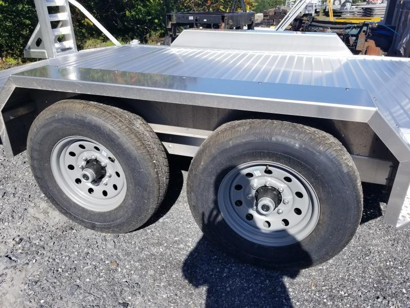 "2020 EBY 18'x82"" Low Profile Equipment Trailer- Value Package (Located in TX)"
