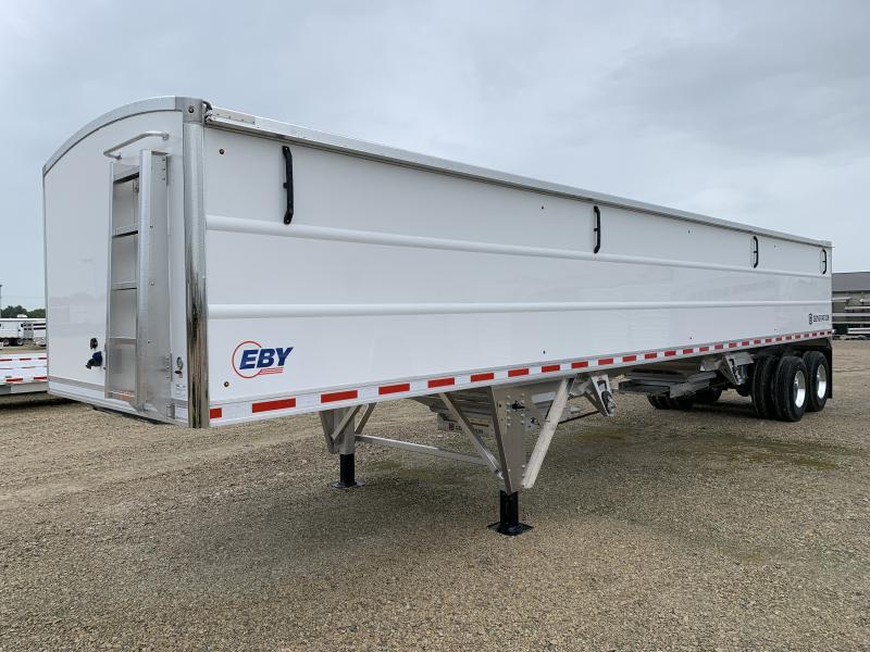"2021 EBY 40'x96""x66"" Aluminum Generation Grain Trailer"