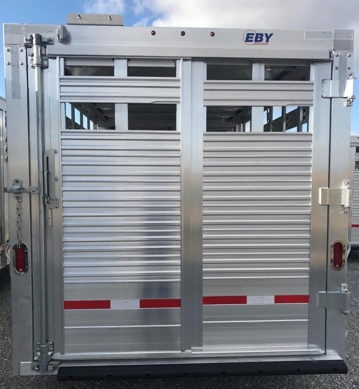 2020 Eby 30' x 6'6'' Mav Tri Slat B 52cs AL Wheels (Located in TX)