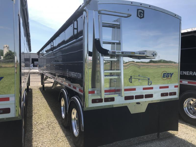 "2020 EBY 40 X 96"" X 66"" Generation Grain Trailer"