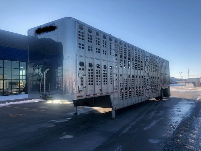 "2014 Wilson 53'x102""x13'6"" Cattle Spread"