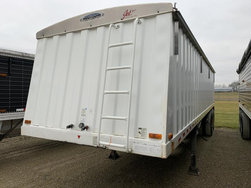 2000 Jet Company Trailers Hopper Grain Hopper