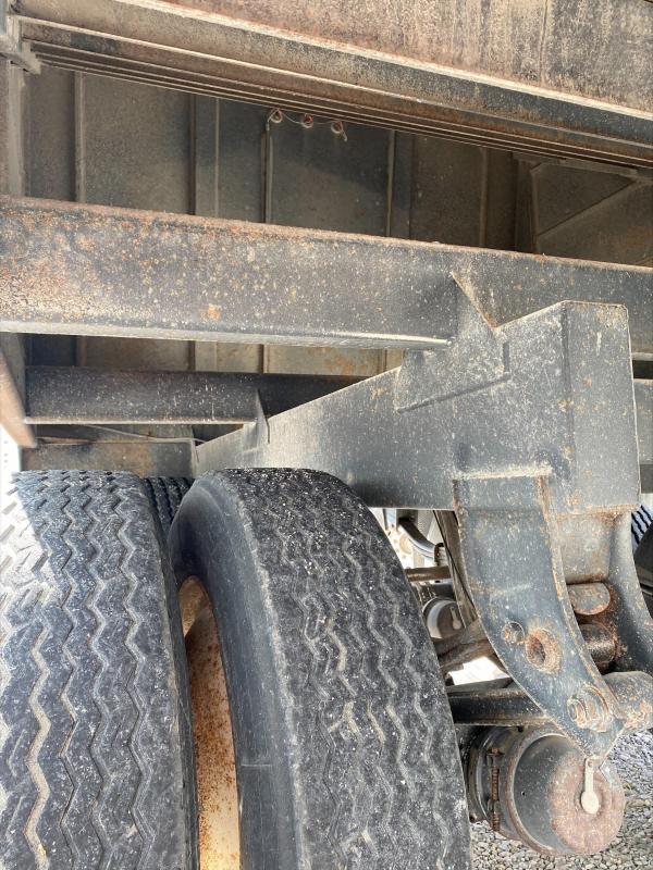 """2015 Maurer 42'x96""""x66"""" Steel Grain Hopper"""
