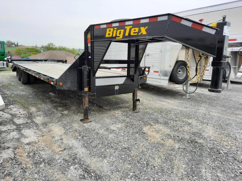 2020 Big Tex Trailers 22GN+25BK+5MR Equipment Trailer