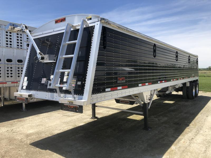 "Used 2016 Timpte 40'x96""x66"" Hopper Trailer"