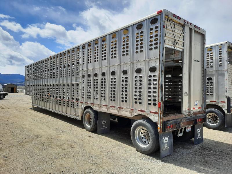 2009 Wilson Trailer Company LIVESTOCK SEMI Livestock Trailer
