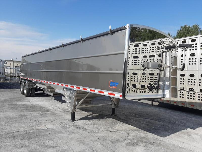2021 EBY EBY Generation Grain Trailer 40x96x72 Gun Metal Gray Signature - Commercial  Semi Grain Trailer
