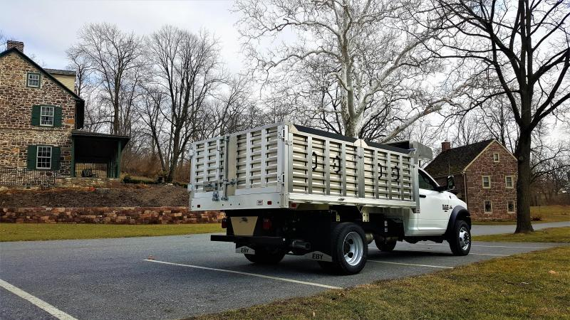 """Eby 9'4"""" x 96"""" Flex Truck Dump Body"""