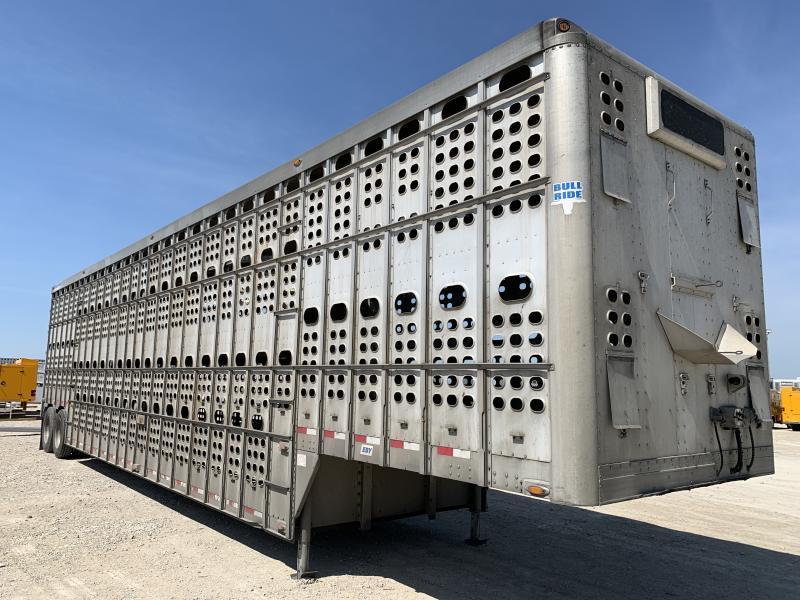 2008 EBY Bull Ride Livestock