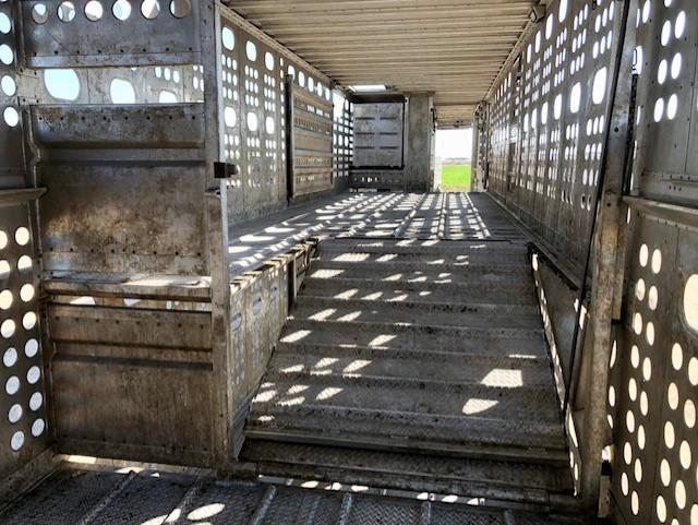 2014 Merritt Equipment Cattle Drive Livestock