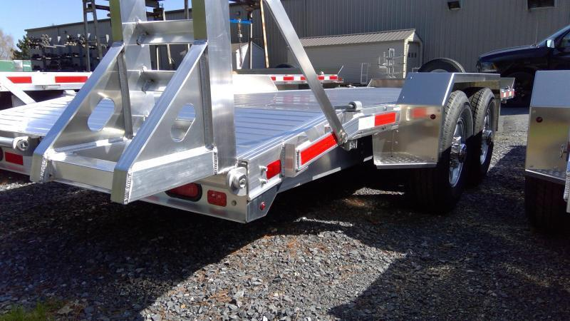 "2020 EBY 20'L x 82""W 14K LOW PROFILE EQUIPMENT TRAILER- TRADESMEN PACKAGE"