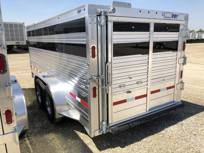 "2020 EBY 16'x6'11""x5'6"" Maverick Livestock BH"