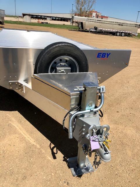 2021 EBY DO14K Equipment Trailer