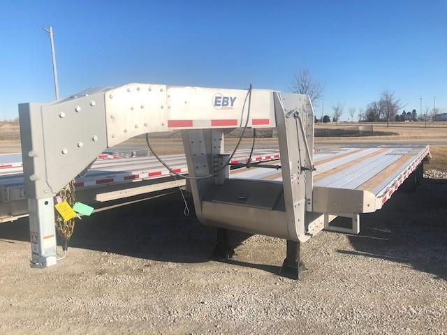 2020 EBY 25'+5' Deck Over Flatbed Trailer- Located in TX