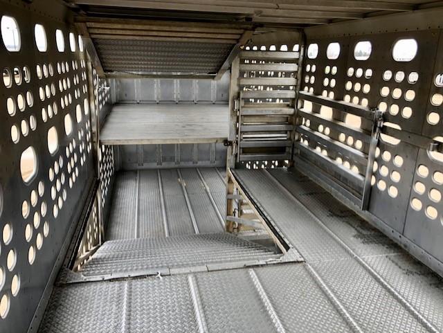 2018 EBY BULL RIDE Livestock
