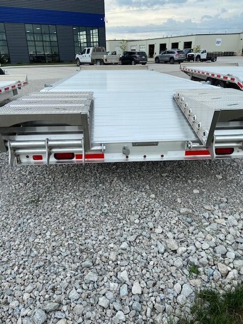 2020 EBY Deck Over Equipment Trailer