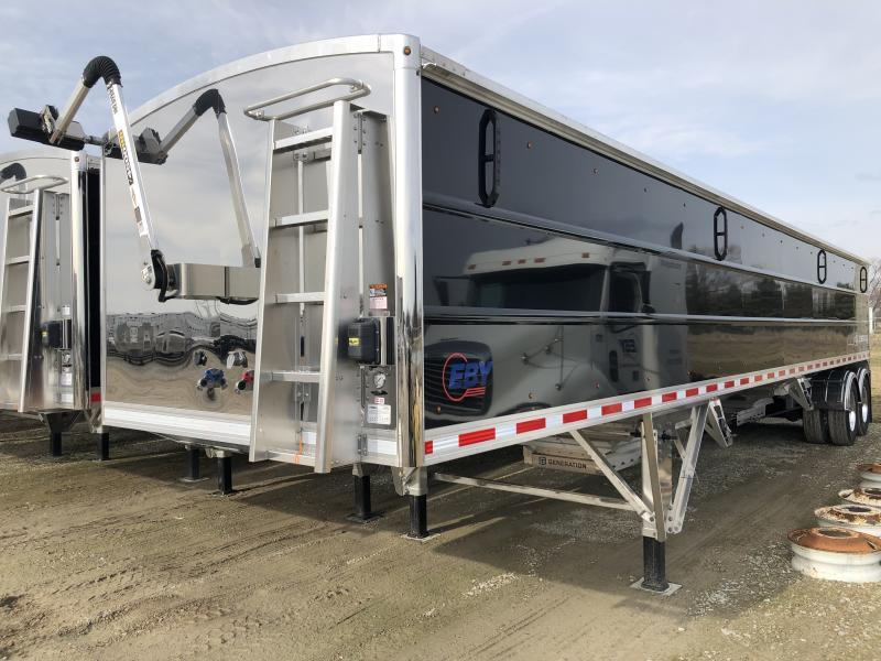 "2020 EBY Generation 40' x 96"" x 66"" Grain Trailer"