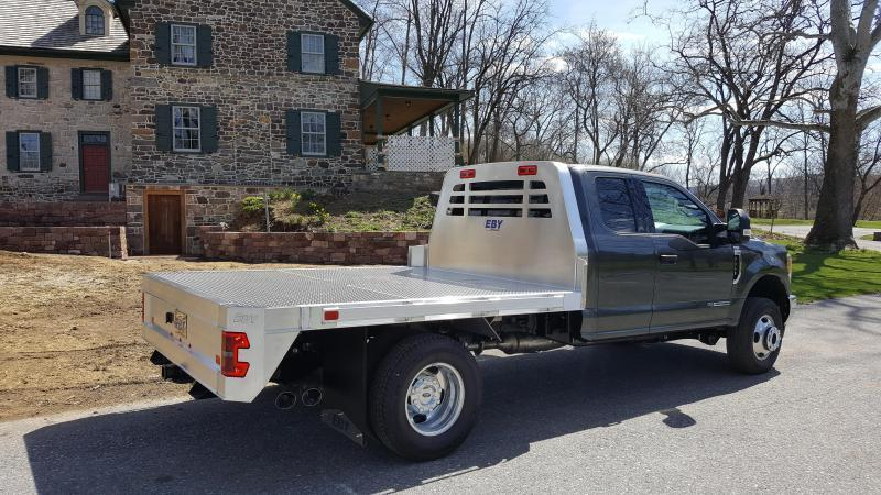 "EBY 11' x 97 1/4"" Big Country Flatbed"