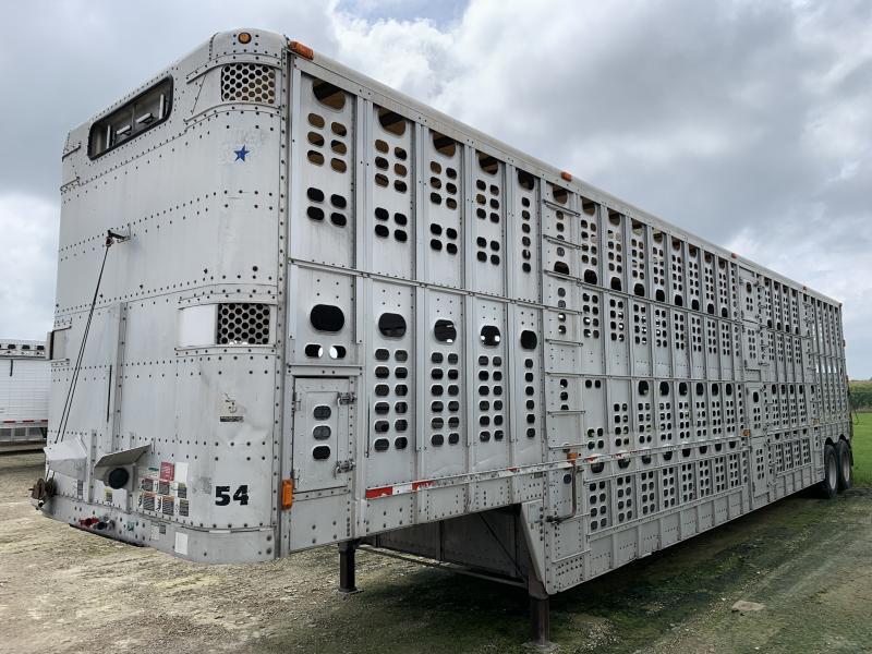 2002 Wilson Trailer Company Pot Livestock