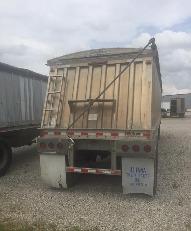 2007 Dakota Truck Bodies HOPPER Grain Hopper