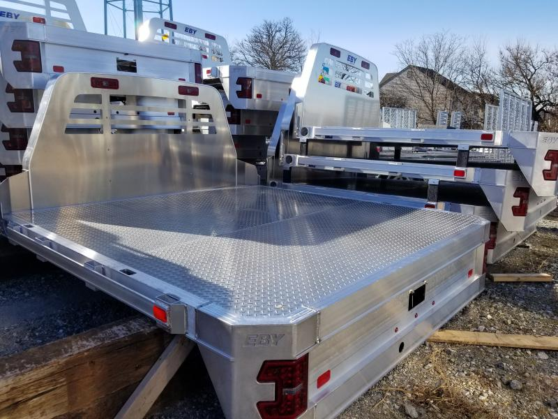 "EBY 8'6"" x 101-1/4"" Big Country Flatbed"