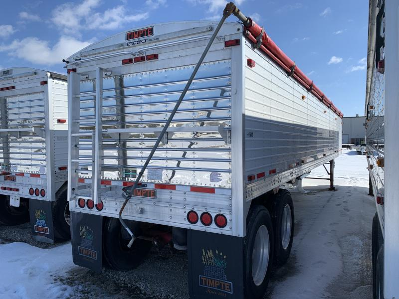 "2012 Timpte 40' x 96""x 66"" Grain Hopper Trailer"