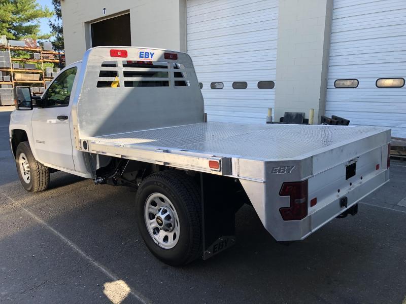 "2018 EBY 8'6""x84-1/8"" Big Country Truck Body"