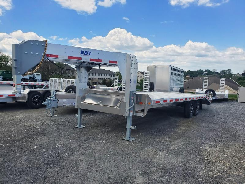 2021 EBY GN16K Equipment Trailer