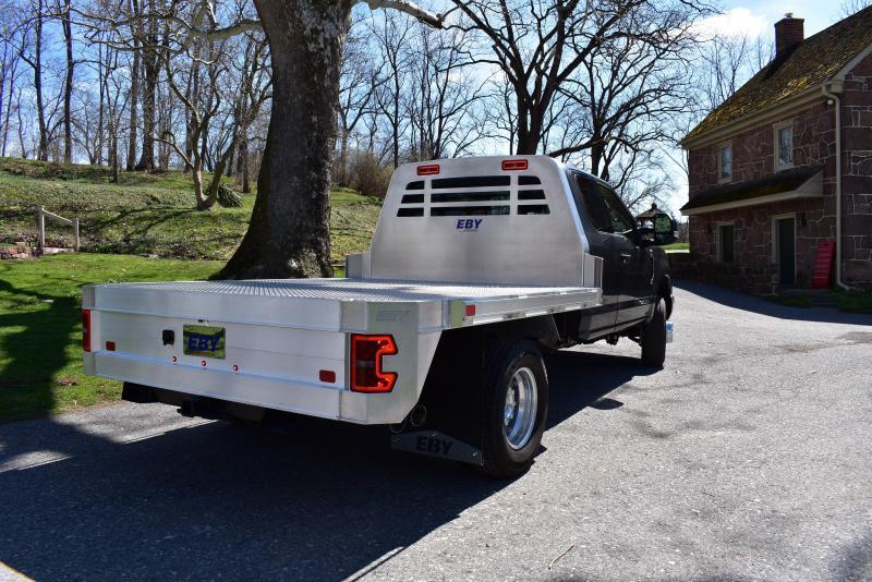 "2021 9'X97-1/4"" EBY Truck Body"