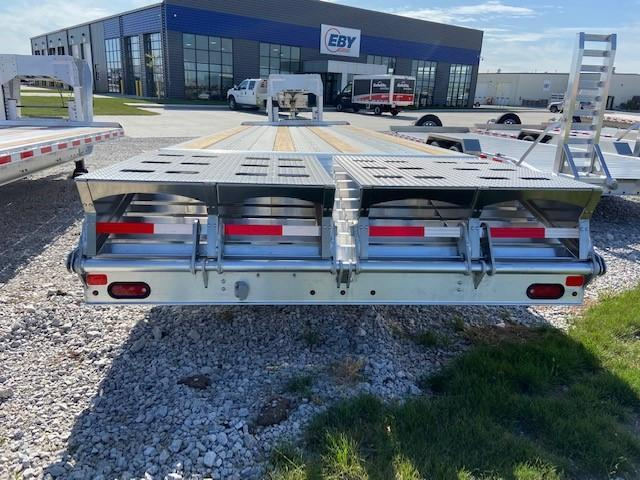2021 EBY 25' + 5' Equipment Trailer 10k axles