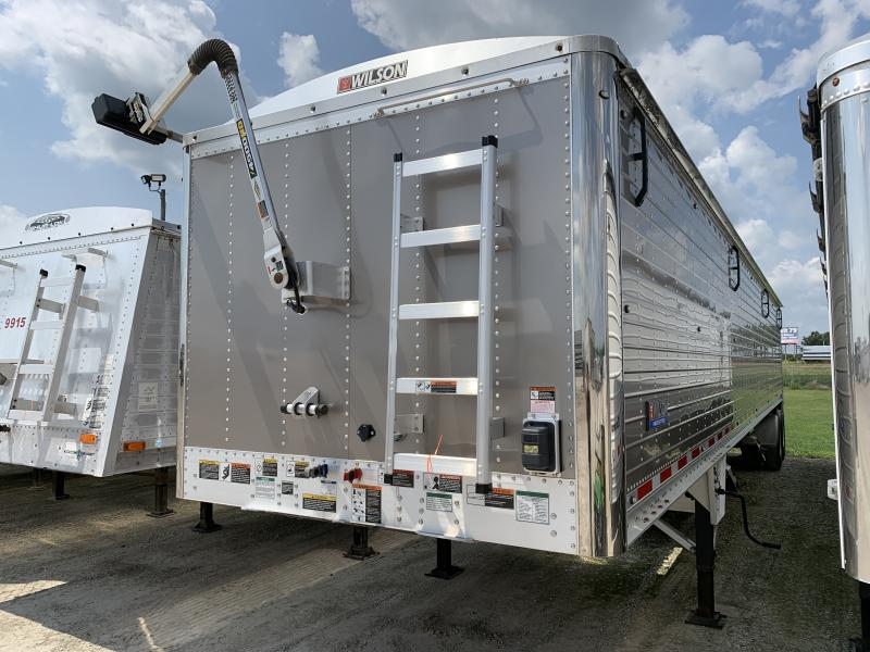 "2019 Wilson 43'x96""x78"" Hopper Trailer"