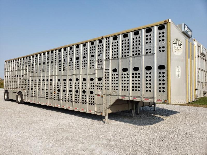 2015 Merritt Trailers Livestock Livestock