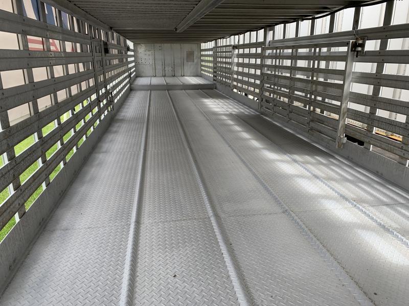 2003 EBY Transpork Livestock
