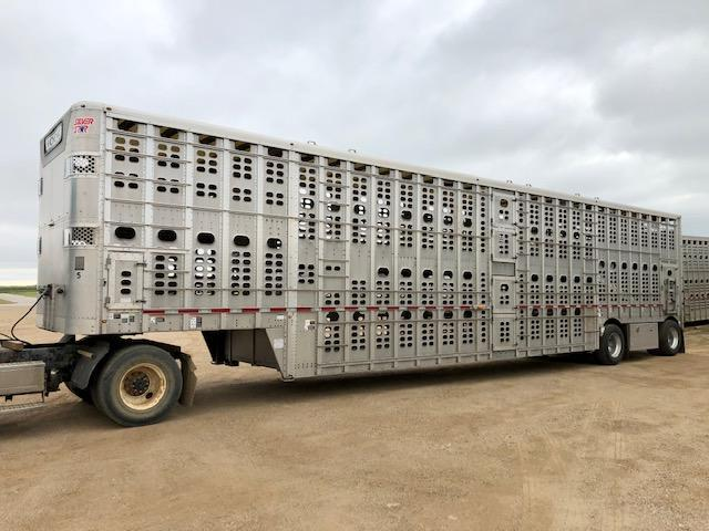 2016 Wilson Trailer Company Silver Star Livestock