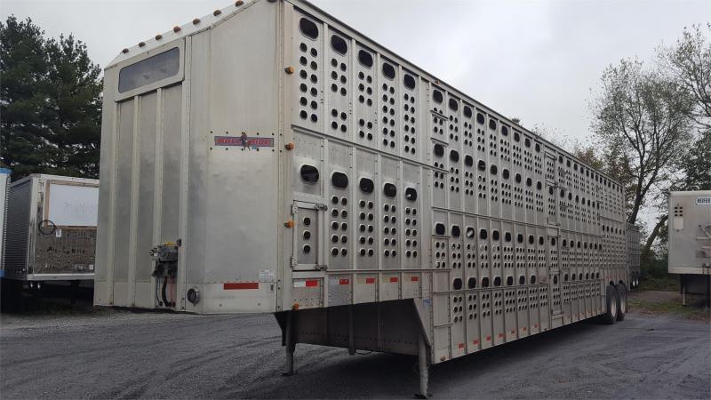 "2005 Eby 50' x 102"" x 13'6"" Bull Ride"