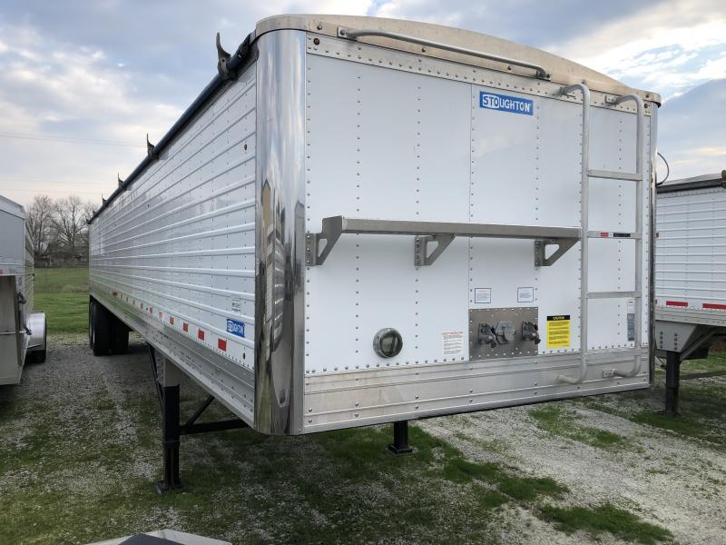 PS 2009 PS  1DW1A42289S162901 (Trade)  Semi Grain Trailer