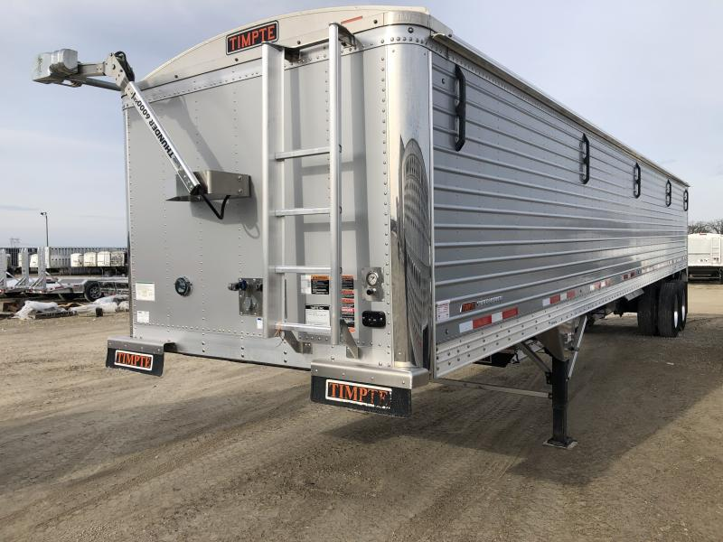 "2019 Timpte 40' x 96"" x 72"" Grain Hopper Trailer"