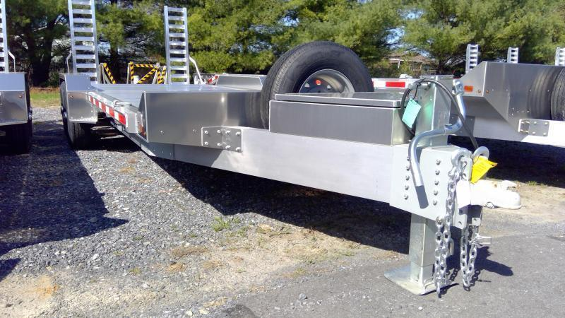 2020 EBY 20' Low Pro Equipment Trailer