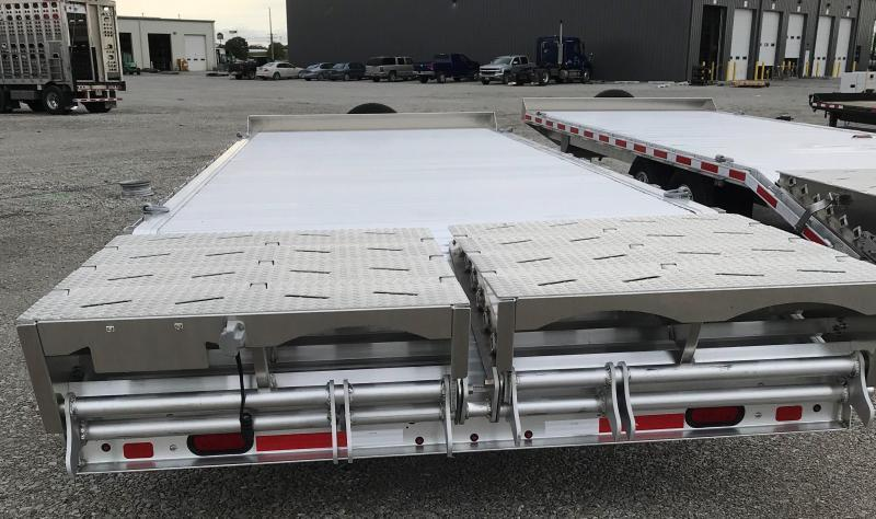 2020 EBY Deck Over Equipment Trailer