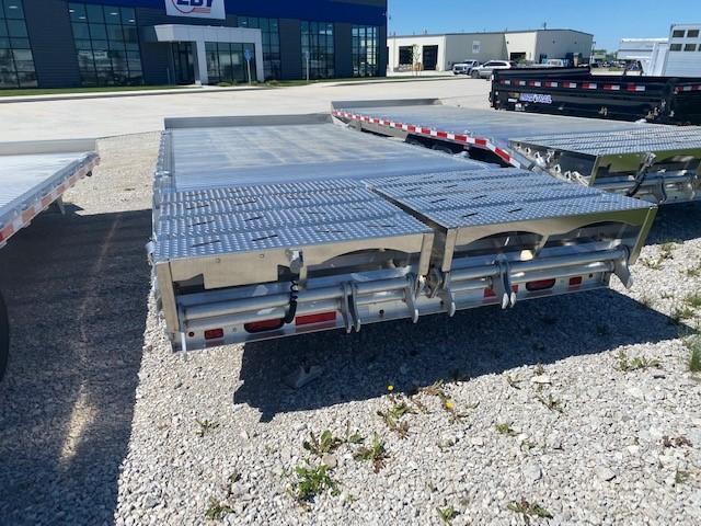 "2021 EBY 20'x102"" Deck Over Equipment Trailer"