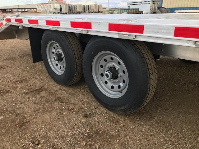 "2020 EBY 24'6"" x 102"" DO GN Equipment Trailer"