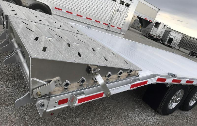 2021 EBY Deck Over Equipment Trailer - Tradesman Package Equipment Trailer