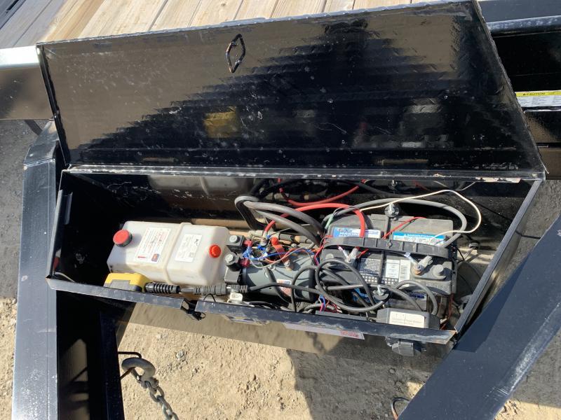 2018 Shur-Trac Used Equipment Bumper Hitch Trailer