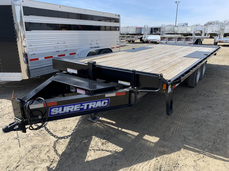 2018 Shur-Trac Used Equipment Bumper Hitch Trailer